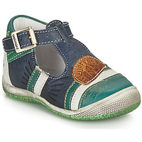 Schuhe Jungen Sandalen / Sandaletten Catimini COURLIS Blau