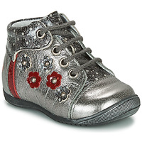 Schuhe Mädchen Boots GBB NAYANA Silbern
