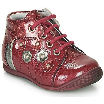 Schuhe Mädchen Boots GBB NAYANA Rot