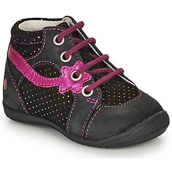 Schuhe Mädchen Boots GBB NOEMIE Schwarz