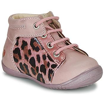 Schuhe Mädchen Boots GBB NELLY Rose / Schwarz