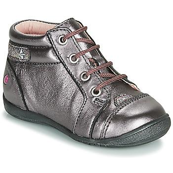 Schuhe Mädchen Boots GBB NICOLE Violett / Rose