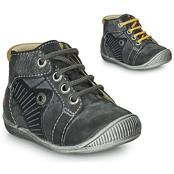 Schuhe Jungen Boots GBB NATALE Grau