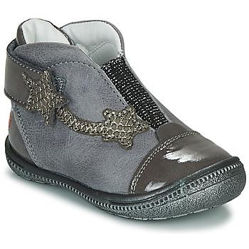 Schuhe Mädchen Boots GBB NOLWENN Grau