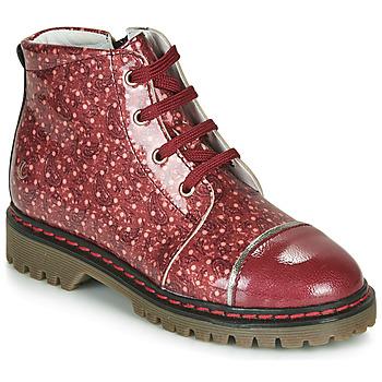 Schuhe Mädchen Boots GBB NEVA Rot