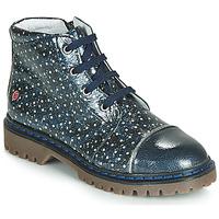 Schuhe Mädchen Boots GBB NEVA Marine