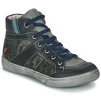 Schuhe Jungen Boots GBB NESTOR Kaki / Marine