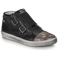 Schuhe Mädchen Sneaker High Ikks BIANCA Schwarz