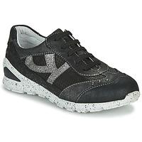 Schuhe Mädchen Sneaker Low Ikks FIONA Schwarz