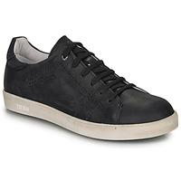 Schuhe Jungen Sneaker Low Ikks JACOB Schwarz