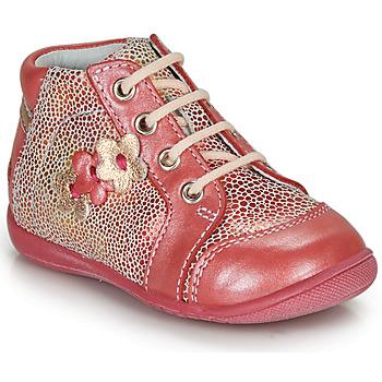 Schuhe Mädchen Boots GBB PETULA Korallenrot