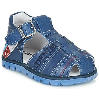 Schuhe Jungen Sandalen / Sandaletten GBB PELAGE Blau