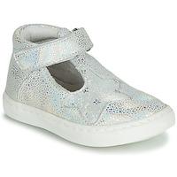 Schuhe Mädchen Ballerinas GBB PARTHENON Silbern