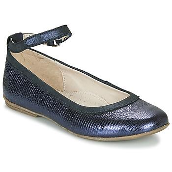 Schuhe Mädchen Ballerinas Achile DANIELA Blau