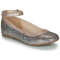 Schuhe Mädchen Ballerinas Achile DANIELA Rose