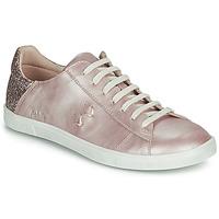 Schuhe Mädchen Sneaker Low Achile PAULA Rose