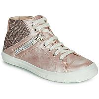 Schuhe Mädchen Sneaker High Achile KAMI Rose