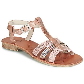 Schuhe Mädchen Sandalen / Sandaletten Achile KIMITSU Rose