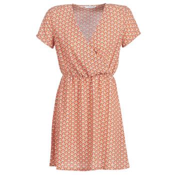 Kleidung Damen Kurze Kleider Only ONLTULIPE Orange