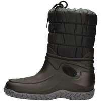 Schuhe Damen Schneestiefel G&g NORDIC 2054 D BLACK