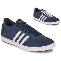 Schuhe Damen Sneaker Low adidas Originals COURTSET N AVY Marine