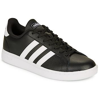 Schuhe Herren Sneaker Low adidas Originals GD COURT NR HO Schwarz