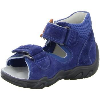 Schuhe Jungen Sandalen / Sandaletten Superfit Sandalen . 4-00011-88 blau