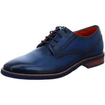 Schuhe Herren Derby-Schuhe & Richelieu Daniel Hechter Schnuerschuhe Renan Light 811.67201.1100.4100 blau