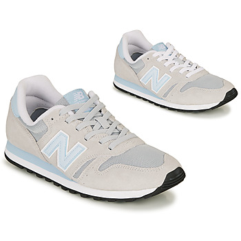 Schuhe Damen Sneaker Low New Balance NB WL373LAA Grau