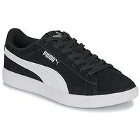 Schuhe Damen Sneaker Low Puma VIKKY V2 NOIR Schwarz