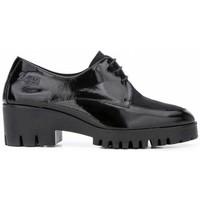 Schuhe Damen Derby-Schuhe 24 Hrs 24 Hrs mod.21596 Schwarz