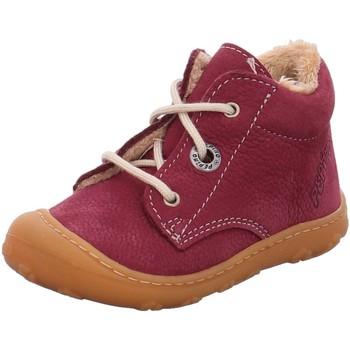 Schuhe Mädchen Schneestiefel Ricosta Maedchen CORANY -Weite M rot