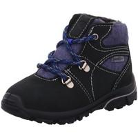 Schuhe Jungen Schneestiefel Ricosta Winterstiefel Desse 3635000-170-Desse blau