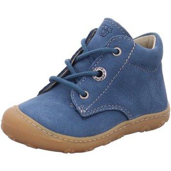 Schuhe Mädchen Low Boots Ricosta Maedchen CORY 1220100-141-Cory blau