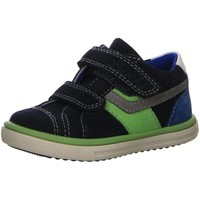 Schuhe Jungen Sneaker Low Lurchi By Salamander Klettschuhe Michael Halbschuh 33-13303-42 blau