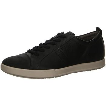 Schuhe Herren Sneaker Low Ecco Schnuerschuhe Schnürhalbschuh Collin 2.0 536204 51052 schwarz