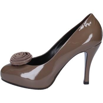 Schuhe Damen Pumps Guido Sgariglia pumps beige lack ay118 beige