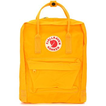 Taschen Rucksäcke Fjallraven Kanken by Rucksack Gelb Gelb