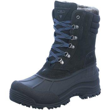 Schuhe Herren Schneestiefel Cmp F.lli Campagnolo KINOS SNOW BOOTS WP 3Q48867 U901 schwarz