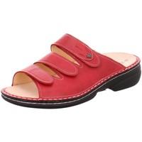 Schuhe Damen Sandalen / Sandaletten Finn Comfort Pantoletten 02554-604420 rot