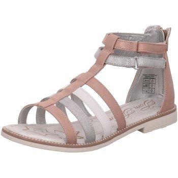 Schuhe Mädchen Sandalen / Sandaletten Tom Tailor Schuhe 697140200 697140200 rosa