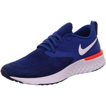 Schuhe Herren Laufschuhe Nike Sportschuhe  ODYSSEY REACT 2 FLYKNIT AH1015 400 blau
