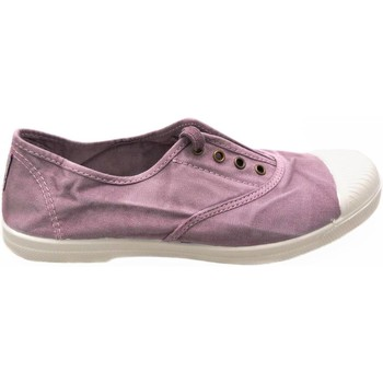 Schuhe Damen Sneaker Low Natural World NAW102E633au grigio