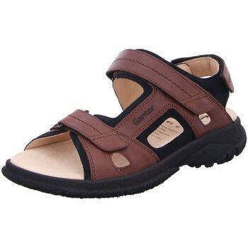 Schuhe Herren Sandalen / Sandaletten Ganter Offene Giovanni 7-257121-2501 7-257121-2501 braun