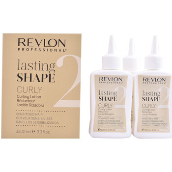 Beauty Spülung Revlon Lasting Shape Curling Lotion  3 x 100 ml