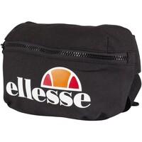 Taschen Herren Hüfttasche Ellesse Rosca Umhängetasche schwarz