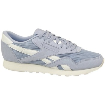 Schuhe Damen Sneaker Low Reebok Sport CL Nylon Mesh M