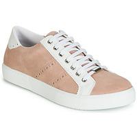 Schuhe Damen Sneaker Low André BERKELEY Rose