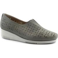 Schuhe Damen Slipper Grunland GRU-E19-SC4478-GR Grigio