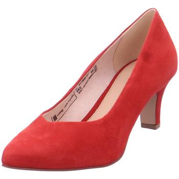 Schuhe Damen Pumps Bugatti - 411685743400 3000 rot